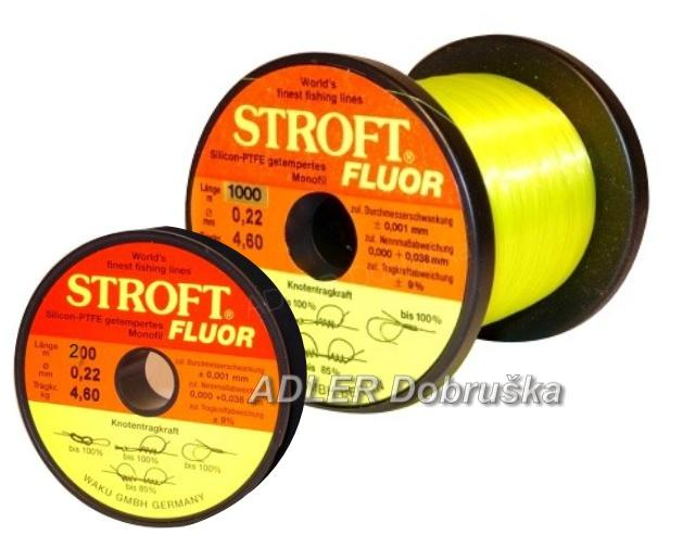 STROFT COLOR FLUOR 0,14mm/100m